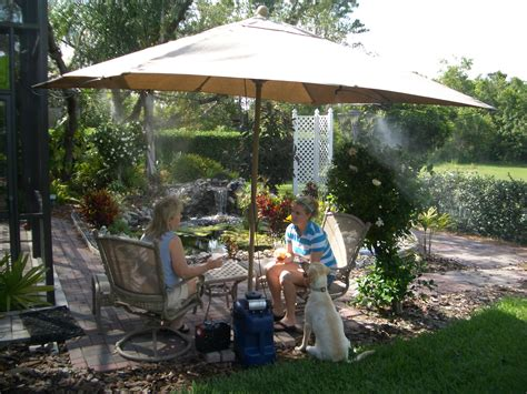 Water Misters For Patios by Portable Misting Systems Portable Misters