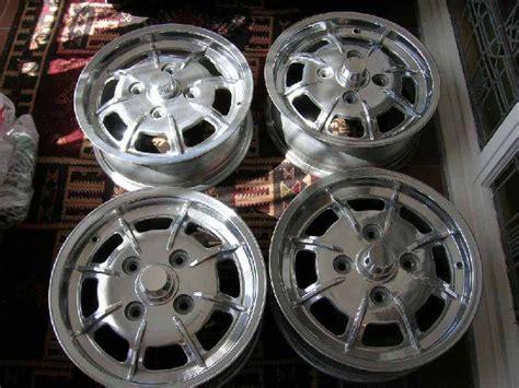 porsche 914 wheels 5 mahle 914 porsche vw aluminum alloy rims