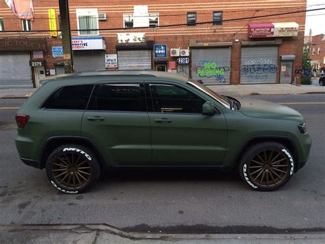 matte green jeep 2013 laredo wk2 matte army green build jeepforum com