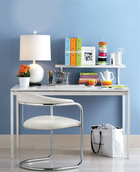 How To Organize Your Desk At Home For School Create A Stylish Organised Office The Gilded Pear