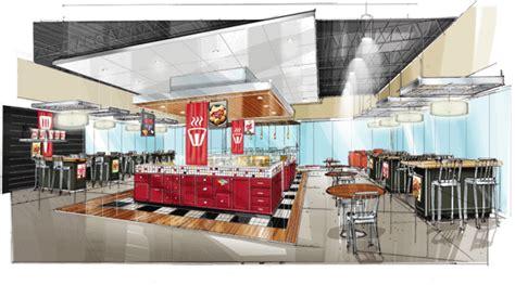 layout of kfc kitchen kfc by jody amsden leed ap id c at coroflot com