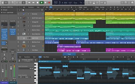 Garageband Or Logic Apple Updates Logic Pro X With Touch Bar Support