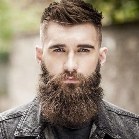 haircuts that go with beards short haircut with beard haircuts models ideas