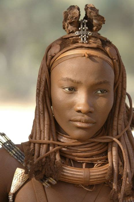 native african tribes women in the himba tribe you born live and die by your song a