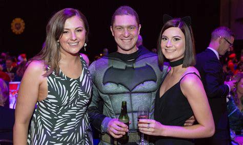 William Buck superhero gala - InDaily