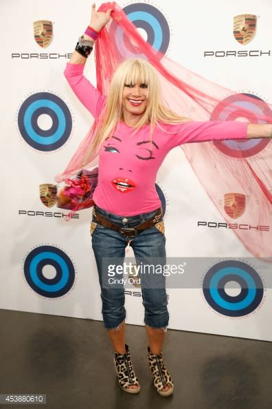 Designer Sidekicks Target Breast Cancer by Betsey Johnson Stock Photos And Pictures Getty Images