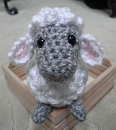 cute lamb pattern cute crafty creations crochet sheep crochet ornaments