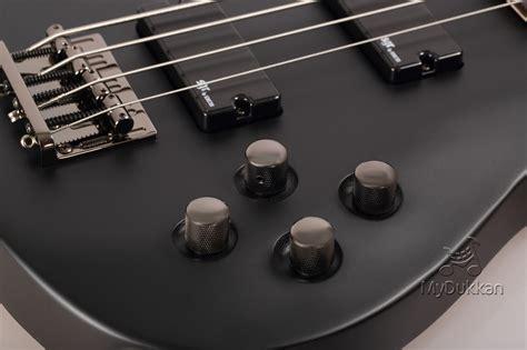 Sgr C 4 sgr by schecter c 4 satin walnut bas gitar