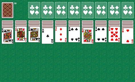 giochi di carte da tavolo solitario spider solitario gratis salvatore aranzulla