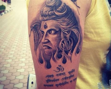 shiva tattoo design shiv tattoos designs pictures