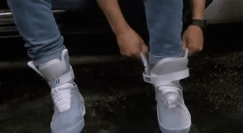 step back to the future marty mcfly style powerlace