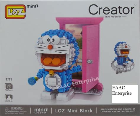 Lego Loz Doraemon Mini Blocks loz doraemon lego building block bri end 4 19 2018 5 15 pm