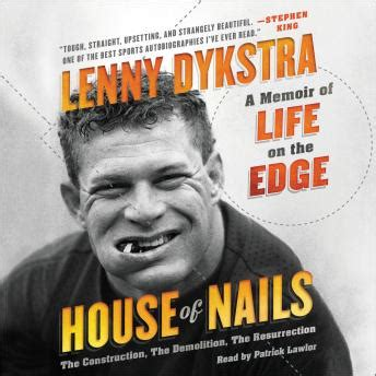 House Of Nails A Memoir Of Life On The Edge By Lenny - listen to house of nails a memoir of life on the edge by