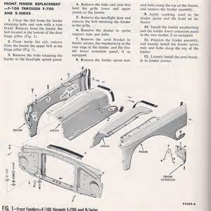1962 f100 parts manual page 2 ford truck enthusiasts