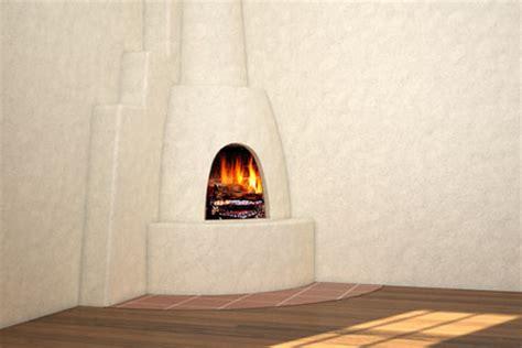 Kiva Gas Fireplace by Fireplace Kiva