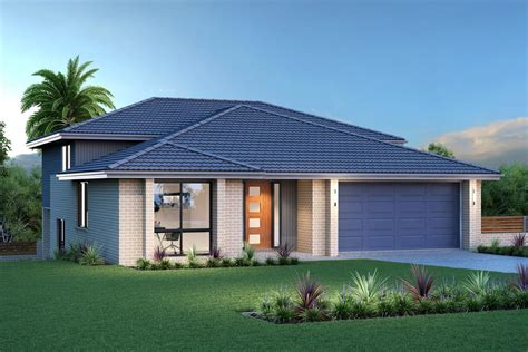 laguna 278 split level home designs in new south wales