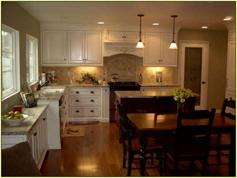 pictures of st cecilia granite with white cabinets