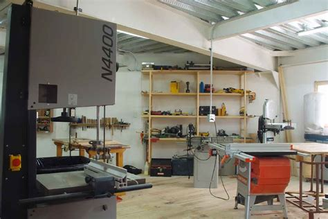 werkstatt modern building the workshop finewoodworking