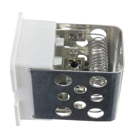 heater resistor vauxhall heater blower motor fan resistor for vauxhall astra mk 5 98 05 alex nld