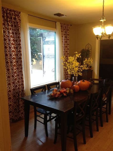 Fall At Room by Fall Dining Room Decor Fall