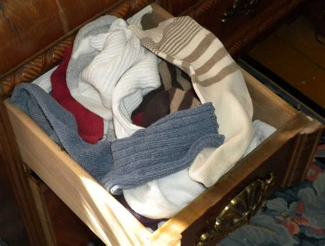 Sock Drawer by Change Your Clean Your Sock Drawer All The Single