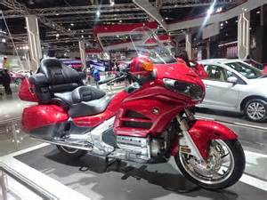 Honda Goldwing 2016 Auto Expo 2016 Honda Goldwing Power Cruiser Is Still Gold