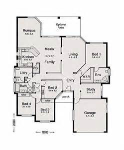 home design single story plan our single storey homes house designs house plans