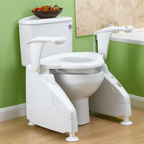 No More Feuds With The Toilet Seat Lifter by Drive Toilet Lift Toilet Seat Riser