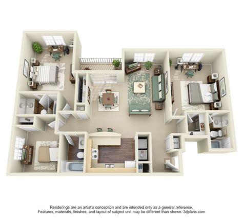 3d apartment floor plans 67 best images about 3d floor plans on pinterest house