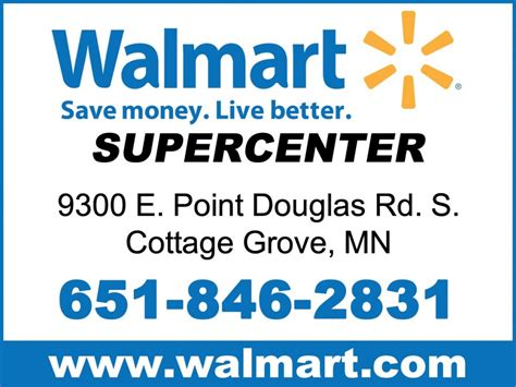 Walmart In Cottage Grove by Lincoln Marketing Washington County Mn