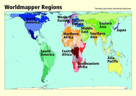 Search In The World World Regions 12 Regions Of The World Map Search Geography World
