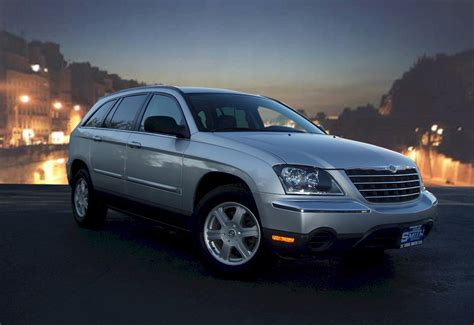 2006 Chrysler Pacifica by Cktraceupy Chrysler Pacifica 2006