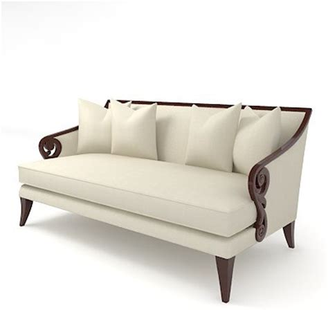 christopher guy sofa christopher 3d models