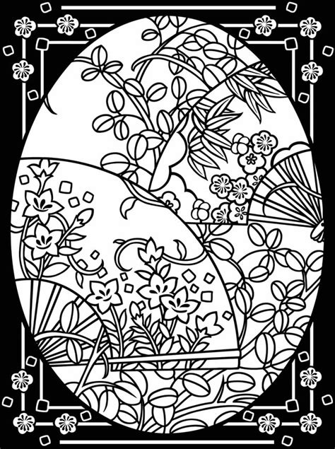 easter egg coloring pages for adults inkspired musings easter eggs and decorating a pretty table