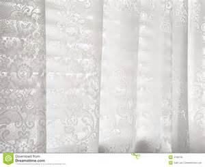 White lace window blinds abstract pattern royalty free stock photo