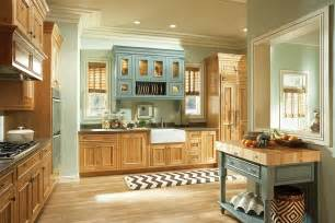 white color good natural wood kitchen