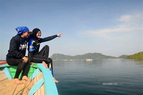 Pulau Setan diving mandeh pesona bahari sumatera barat tindak tanduk arsitek