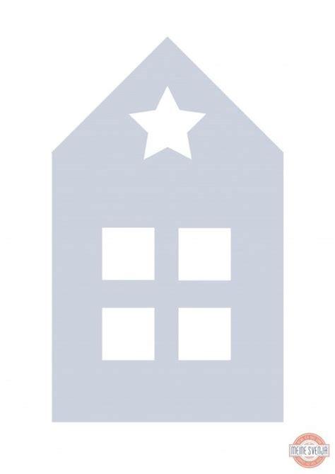 Haus Basteln by Bastelvorlagen Weihnachten Basteln Und Haus