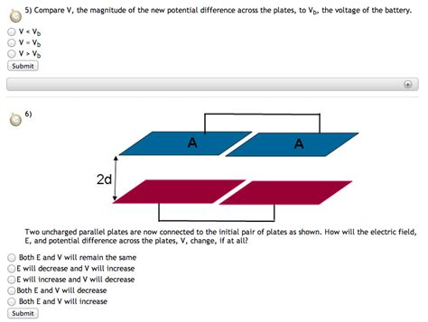 an uncharged capacitor has parallel plates cm on a side spaced mm apart an uncharged capacitor has parallel plates cm on a side spaced mm apart 28 images