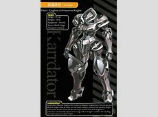 Silhouette Knight Specification Ether Structure