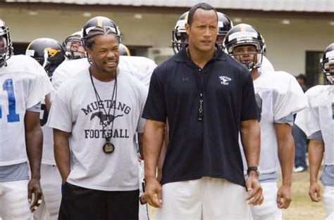film motivasi american football the gridiron gang phil joanou the rock xzibit vanessa