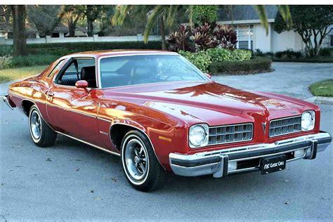 Pontiac Lamans by Low Survivor 1975 Pontiac Lemans Classiccars