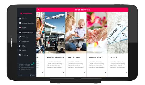 airbnb experience host airbnb tablet for guest communication and management