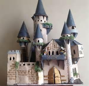 How To Make Paper Castle - 25 unique cardboard castle ideas on cardboard