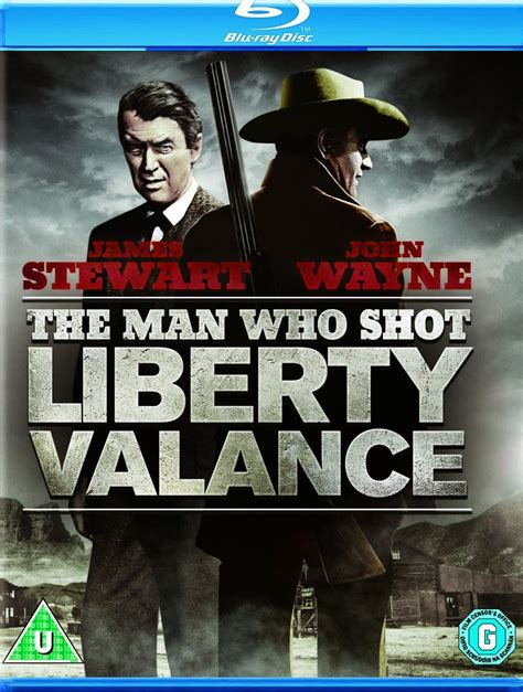 He Man Who Shot Liberty Valance Nixpix Dvd Amp Blu Ray Reviews The Man Who Shot Liberty