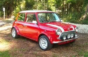 green driving 1969 classic mini cooper ebay motors