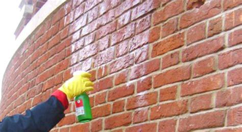 removing paint from bricks exterior how to paint a brick wall in a proper way