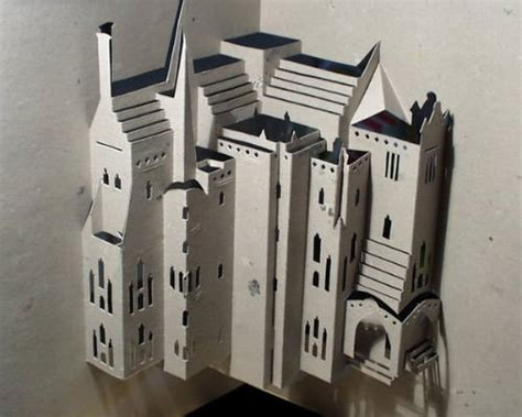 masters of paper art and paper sculptures hongkiat