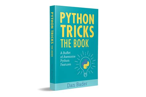 begin to code with python books python tricks the book dbader org