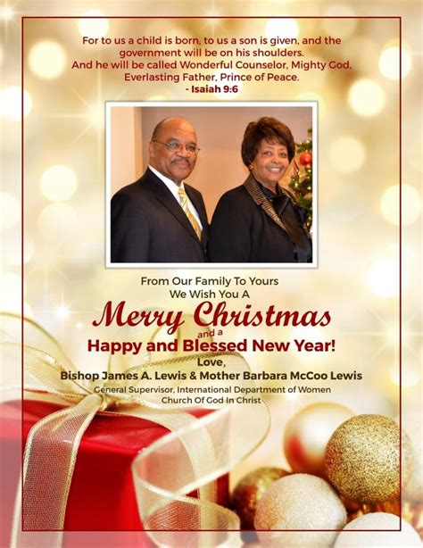 holiday greeting  general international department  women cogic facebook
